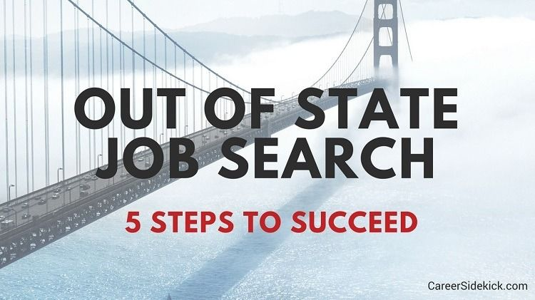 How To Get A Job In Another State 5 Tips From A Recruiter Moving To Another State Moving To Colorado Out Of State Move