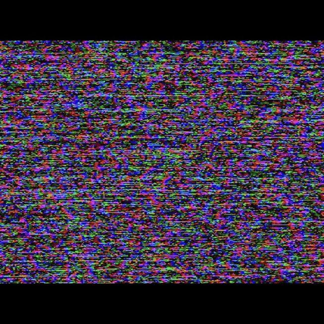 جار عرض Vhs Static Tv Static Overlays Picsart Glitch Wallpaper