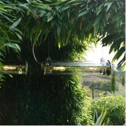 Rimbaud In- und Outdoor Pendelleuchte #japangarden