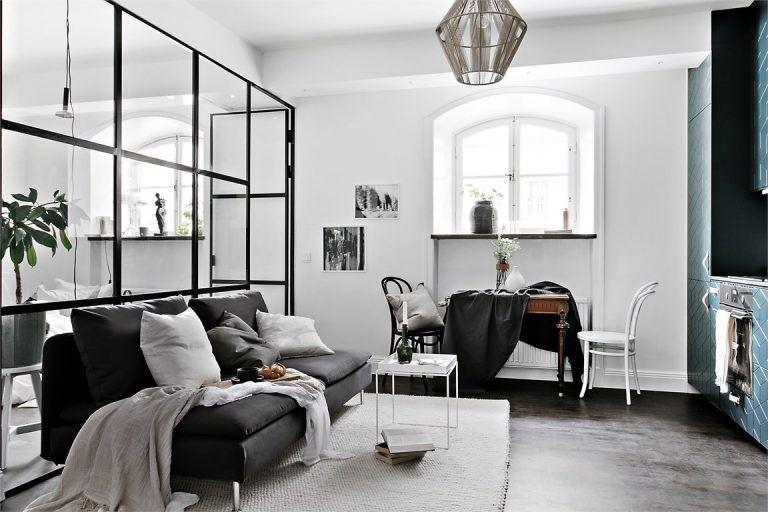 Inspirerend leuk ingericht klein appartement van  also room ider rh pinterest