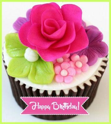 gefeliciteerd cupcakes