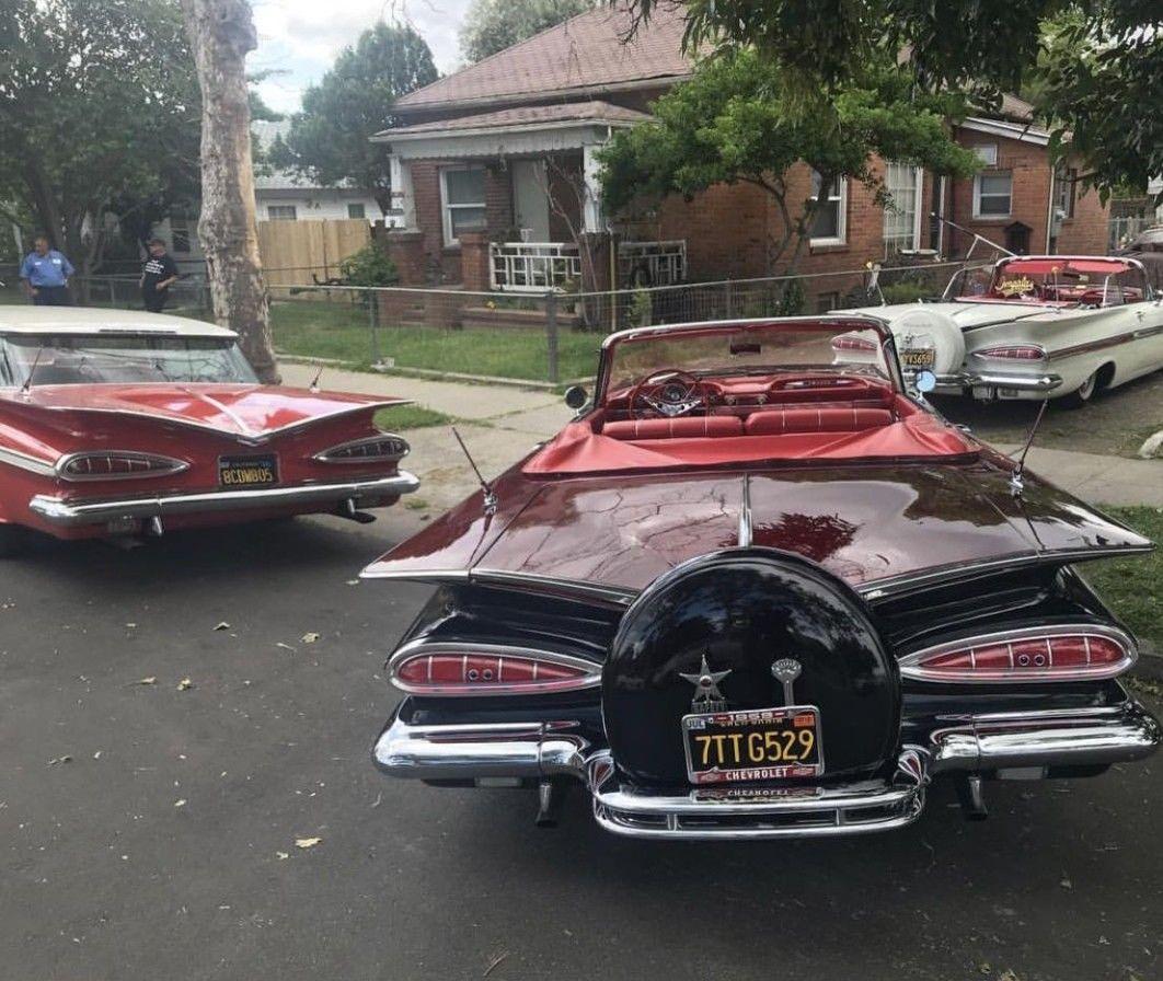 The 59 Chevy Fan Club Headquarters Chevrolet Impala 1959 Chevy
