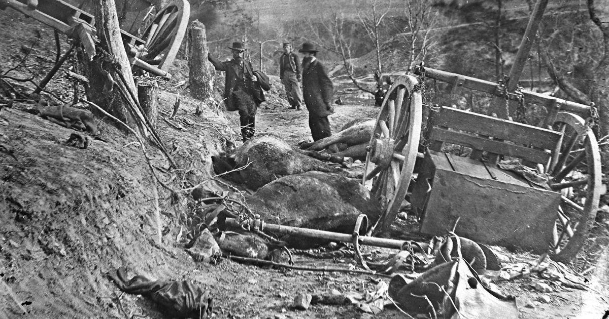 Civil War Photos: The Most Shocking, Disturbing Photos of the Civil