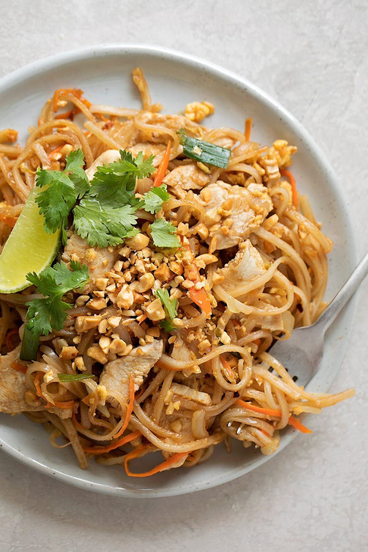 Homemade Pad Thai - Life Made Simple