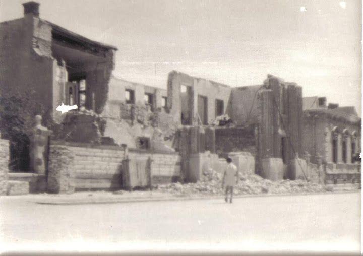 Soproni Pholyhz Lebombzva Ruins Of Masonic Lodge House In