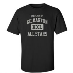 Gilmanton Middle School - Gilmanton, WI | Men's T-Shirts Start at $21.97