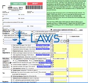 Get The Alabama Nr Individual Income Tax Form HttpLegalForms