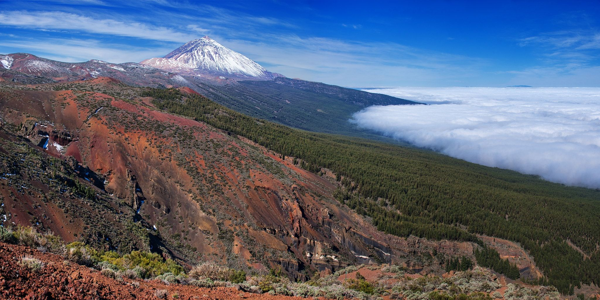 Mount Teide in tenerife spain - YouTube