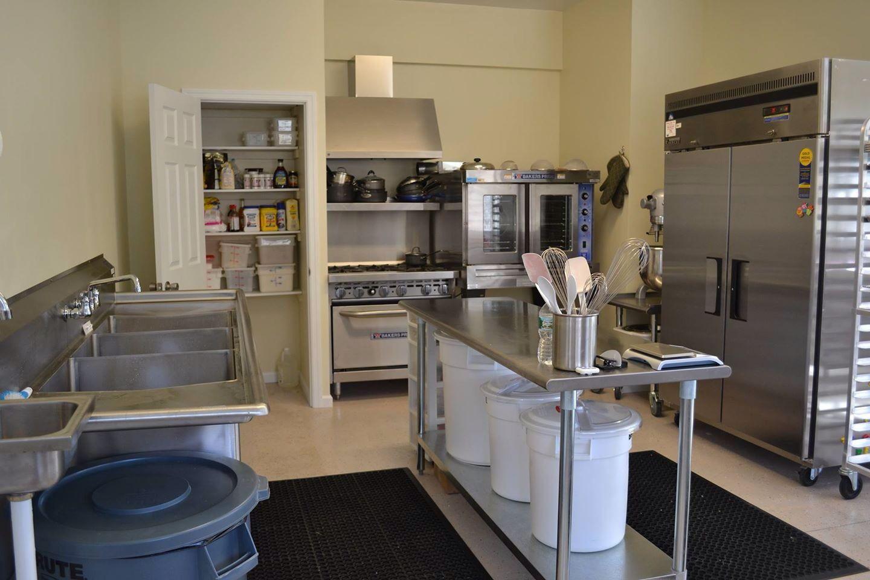 Kitchen from www.divinelydolce.com   Restaurant kitchen ...