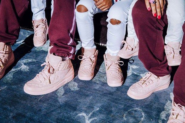 huge discount e8c71 cfb30 Don C x Air Jordan 2 Pink