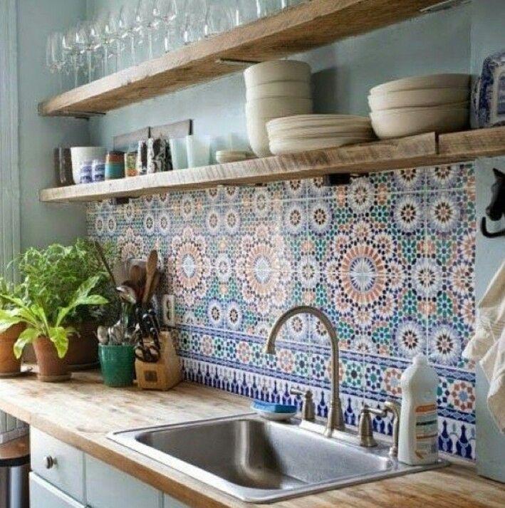 Wohnung Küche, Küche Dekoration, Küche