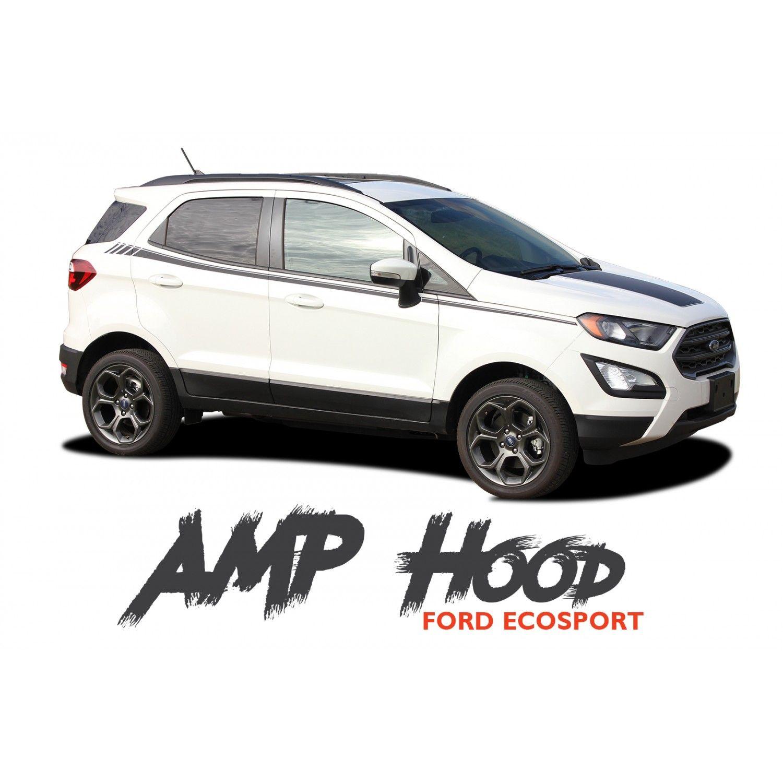Ford Ecosport Door Stripes Vinyl Graphics Amp Sides Decal Kit 2013