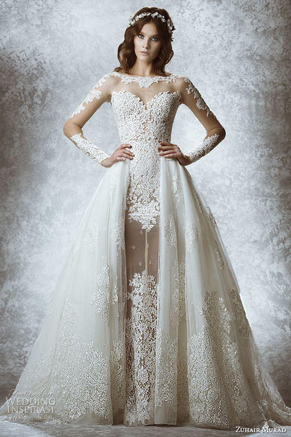 The Hottest 2015 Wedding Dress Trends — Part 1 | 2015 wedding ...