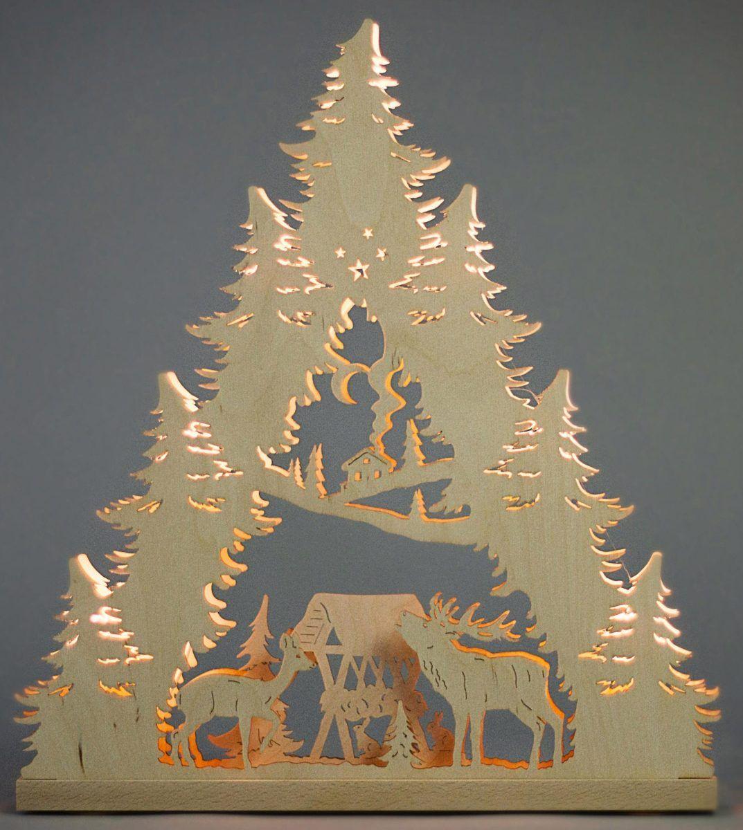Pin von Alexandr Pankov auf светильники Schwibbogen