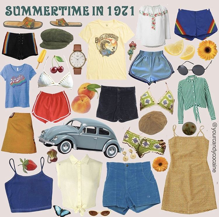 Save Follow Not Save Free Aesthetic Clothes 70s Outfits Aesthetic Fashion