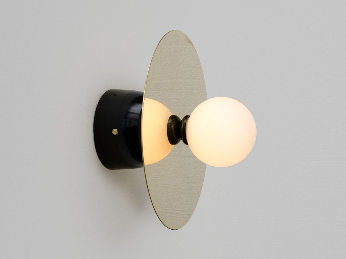 Atelier Areti Disc and Sphere Wall Light