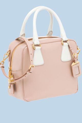 d5e01e23962434 Prada Saffiano Lux Square Satchel | Baggies | Prada bag, Prada ...