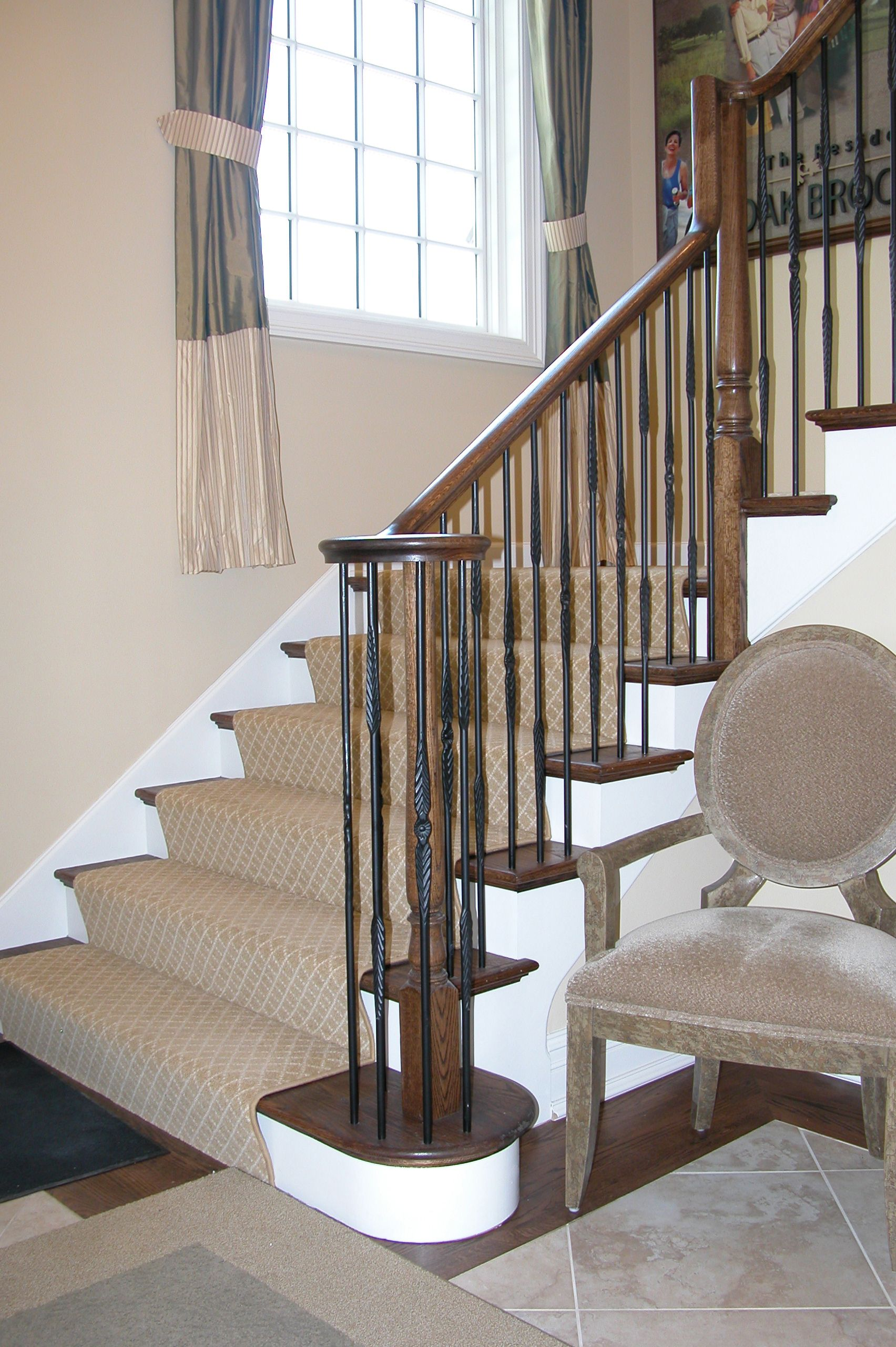 Best This Staircase Design Was Created Using Round Series 400 x 300