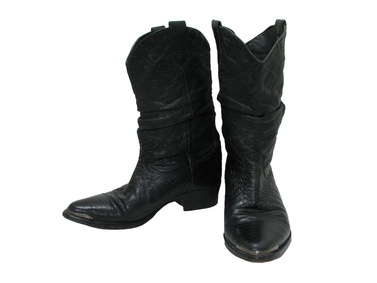2c217f47c3b9d 1980's Zodiac Womens Shoes - Western Cowboy Slouch Boots in 2019 ...