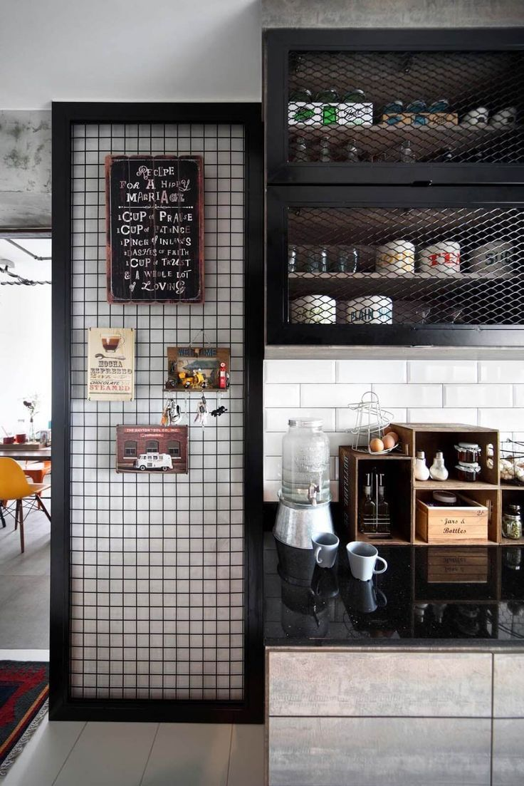 36 Industrial Home Decor Ideas That Fall In Love With This Style