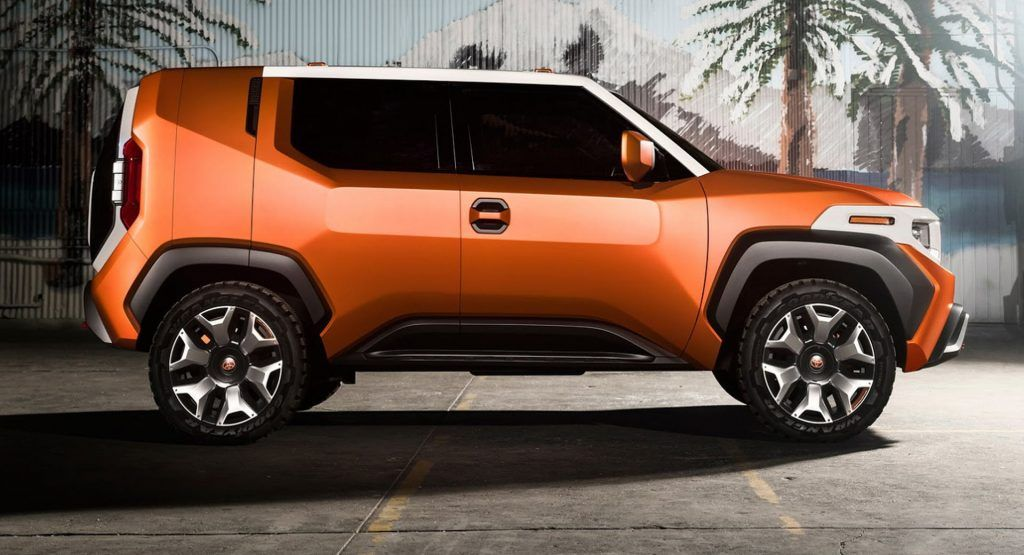 Toyota Suv Names >> Could Toyota Use The Name 4active On A New Suv Toyota Fj