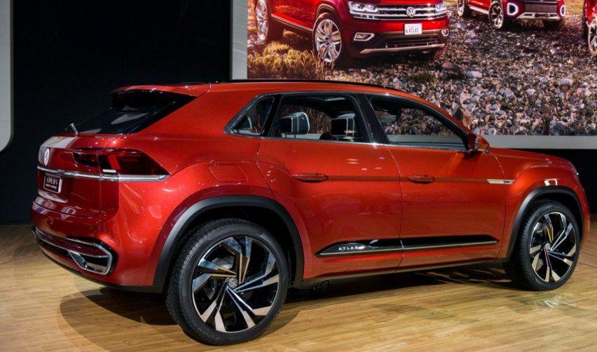 2020 Volkswagen atlas Cross Sport Specs Volkswagen, Suv