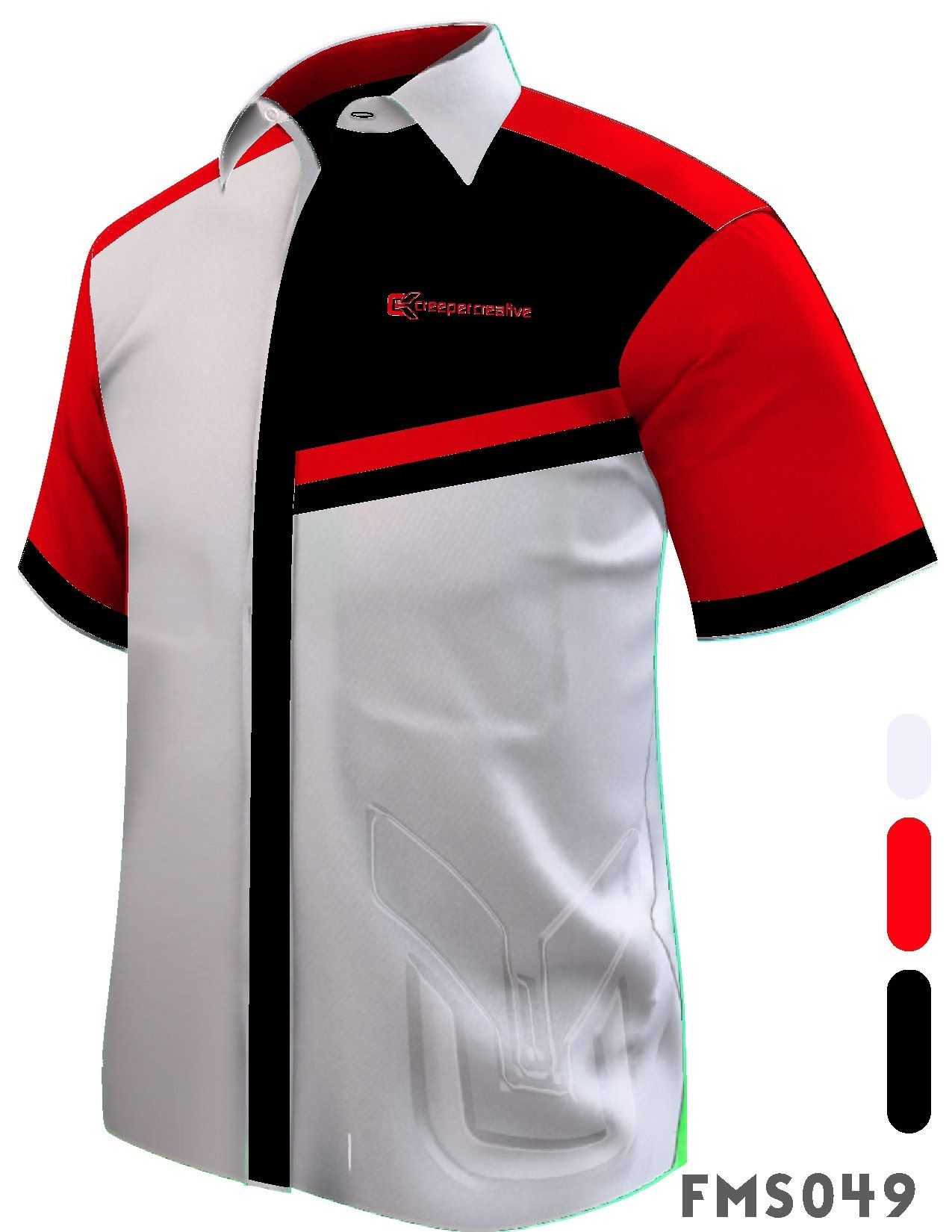 Baju Korporat Male Corporate Shirt Short Sleeveo c74eeb0889c182af 035bajuf1shirt