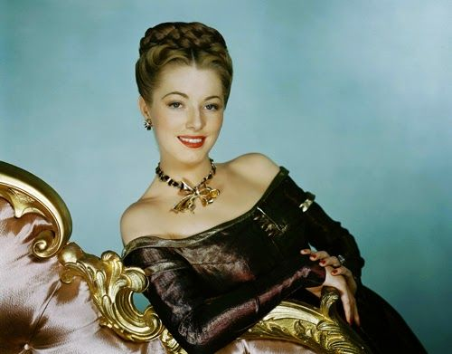 Vintage Glamour Girls: Eleanor Parker