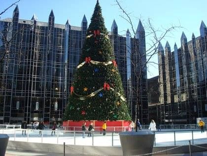 Ice Skating At Ppg Place Thanksgiving Family Family Fun Pittsburgh