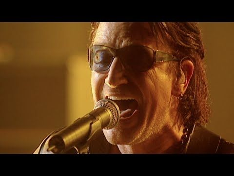▷ U2 perform 'One', 'Beautiful Day', 'Until The End Of The