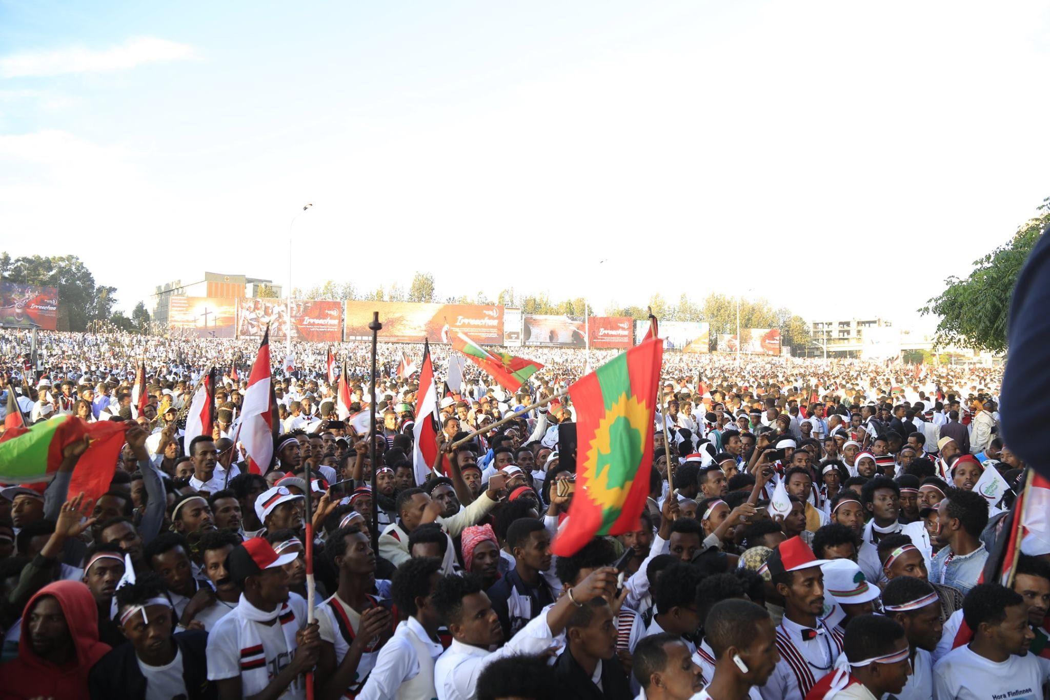 Pin On Oromo People