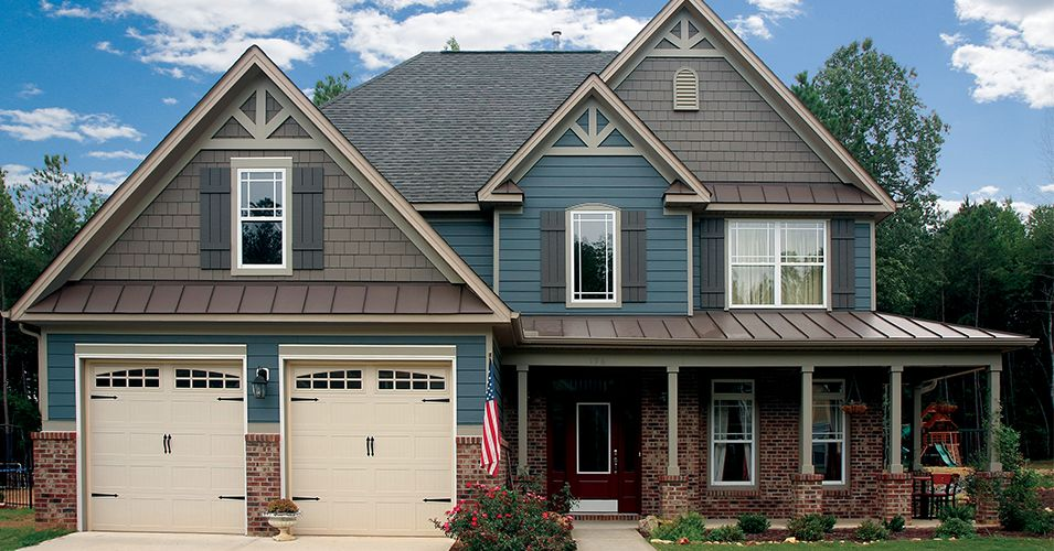 James Hardie 174 For Example Offers Color Profiles That
