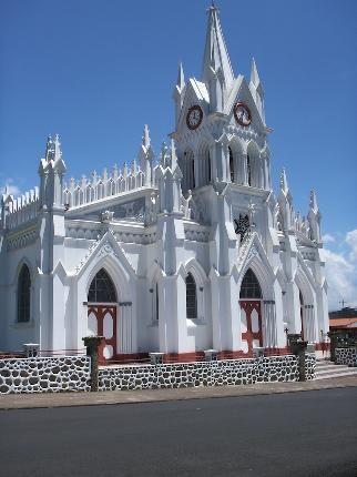 church heredia - Costa Rica