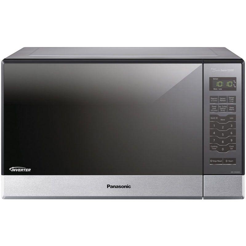 Panasonic Nn Sn686 Microwave Oven Countertop Microwave Oven Microwave