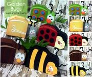 Garden Bug Boxes and Cards