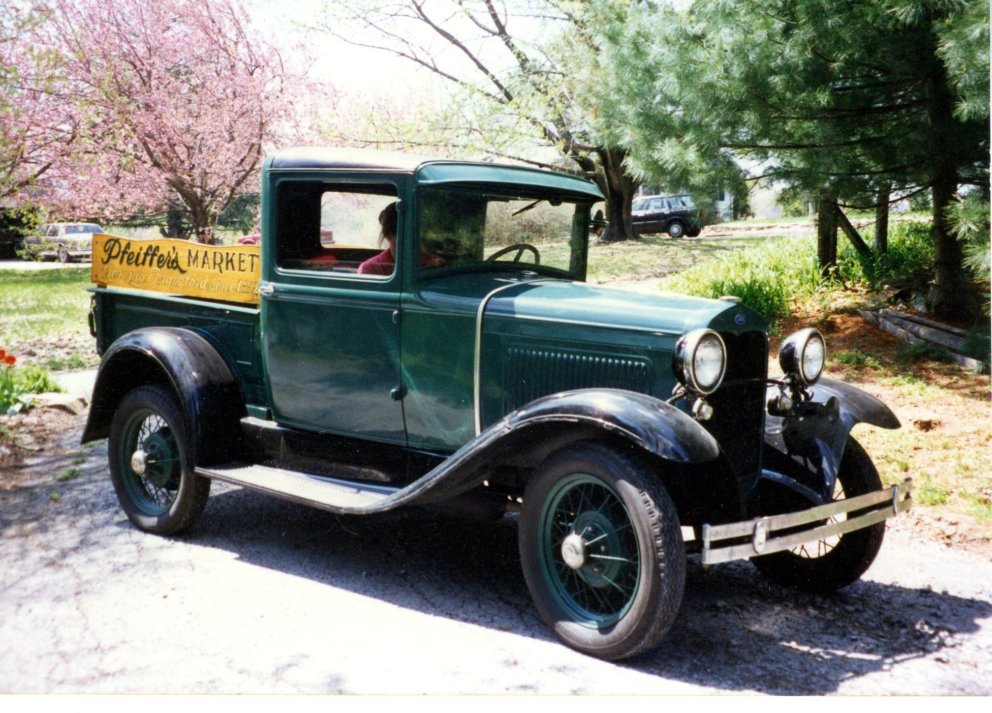 1930 ford model a pickup truck 1930 1931 ford model a pickups and ford model aa pickup. Black Bedroom Furniture Sets. Home Design Ideas