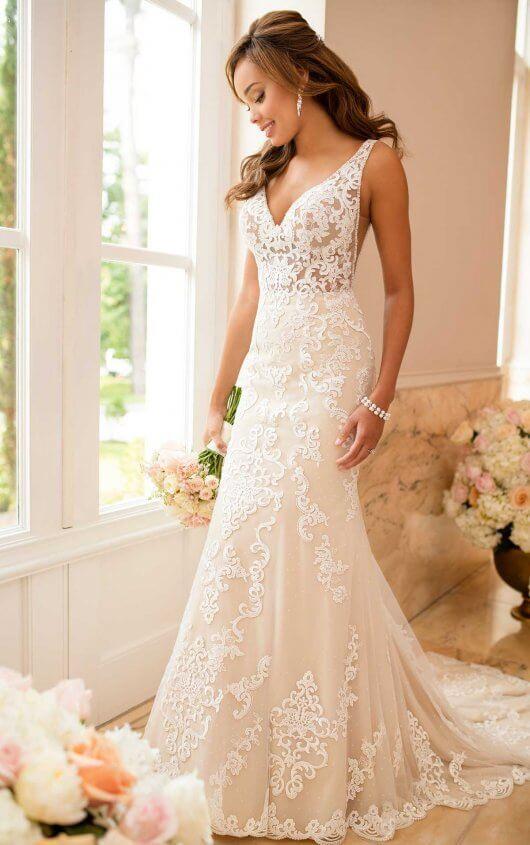 6643 by Stella York | Wedding Dresses Toronto | Jealous Bridesmaids ...