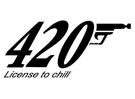420: license to chill