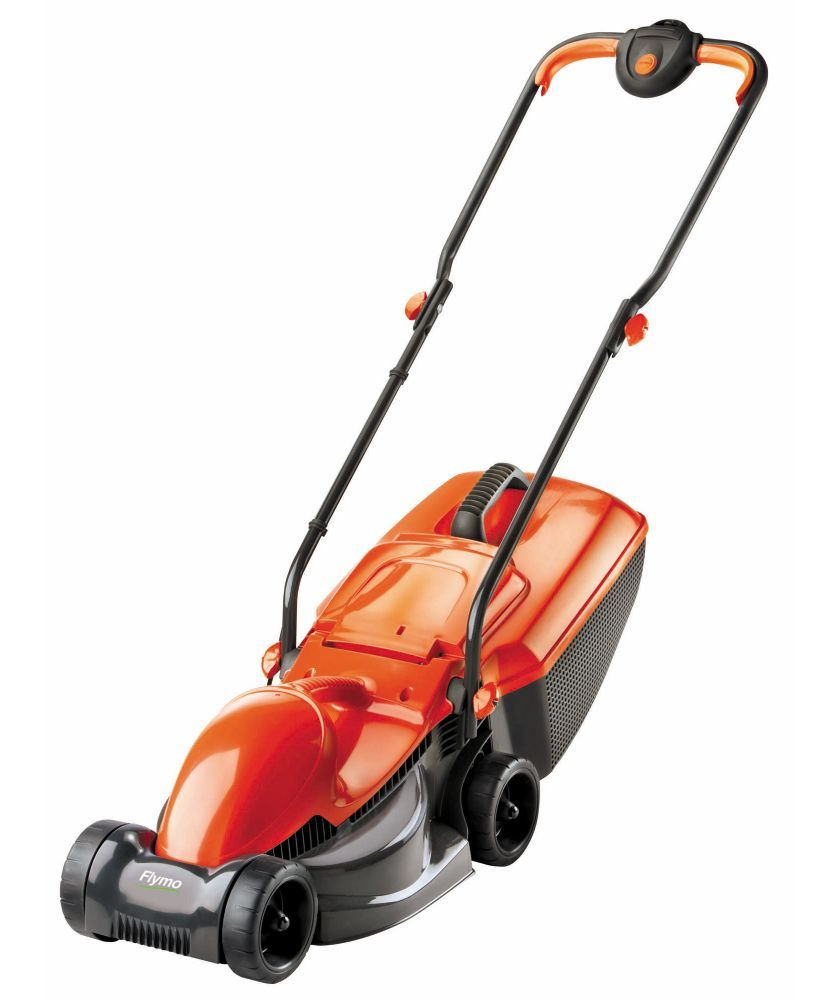 Buy Flymo Re320 Electric Rotary Lawnmower 900w At Argos