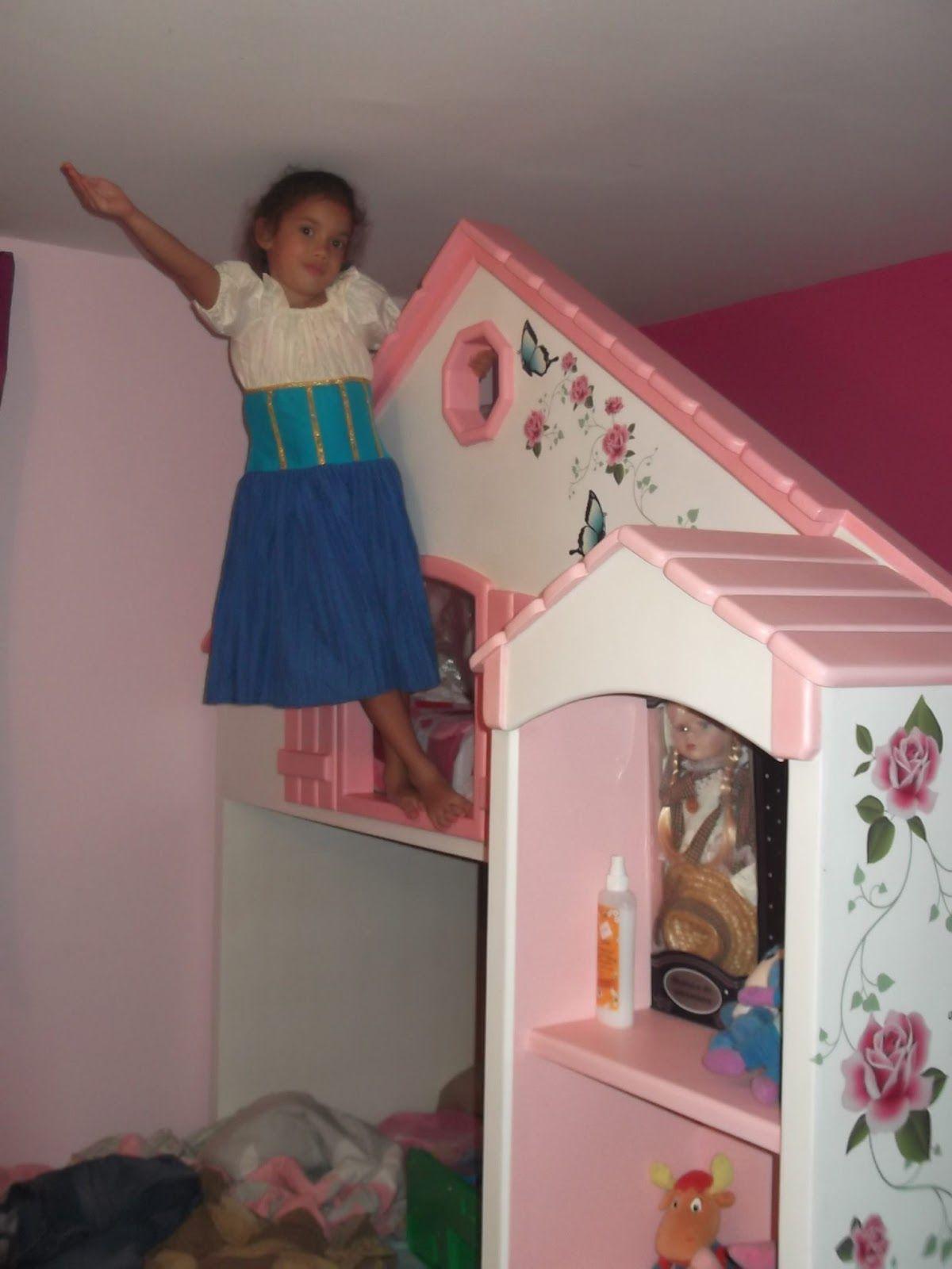 dormitorios infantiles camas castillos literas