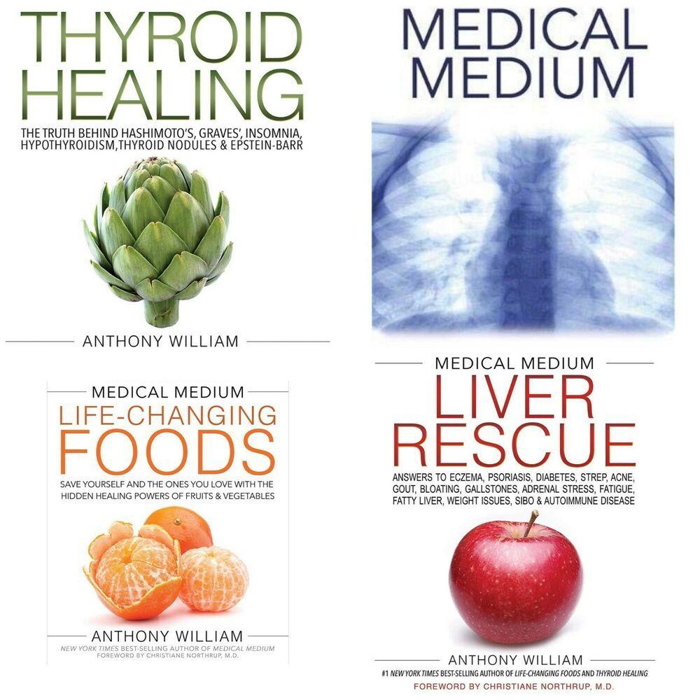 Medical Medium By Anthony William BOOK