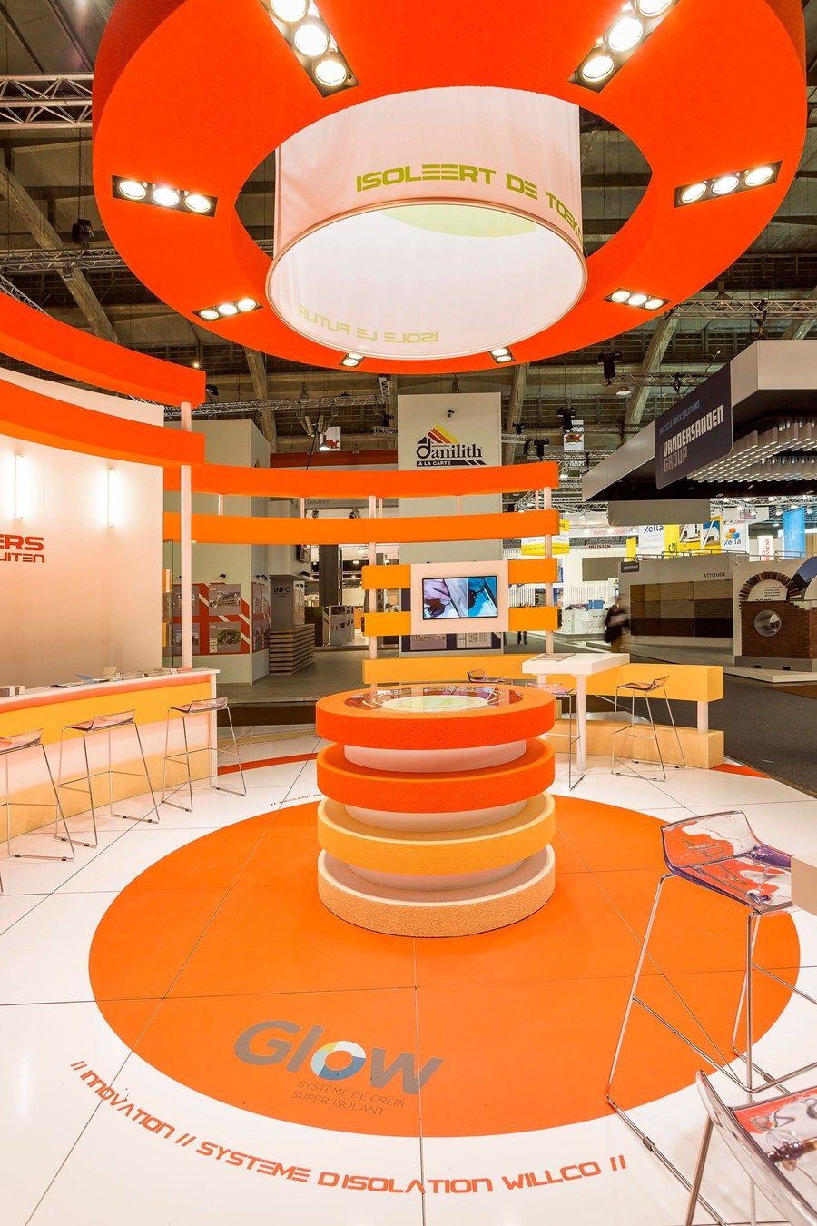 Marketing Exhibition Stand By Me : Exhibition stand design and building barcelona pro expo