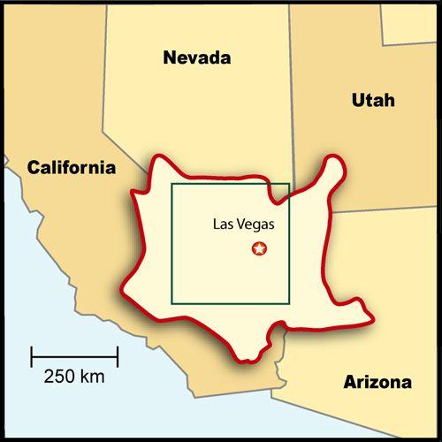 Mojave Desert In California Map.Mojave Desert Area Map Maps Charts In 2019 Mojave Desert