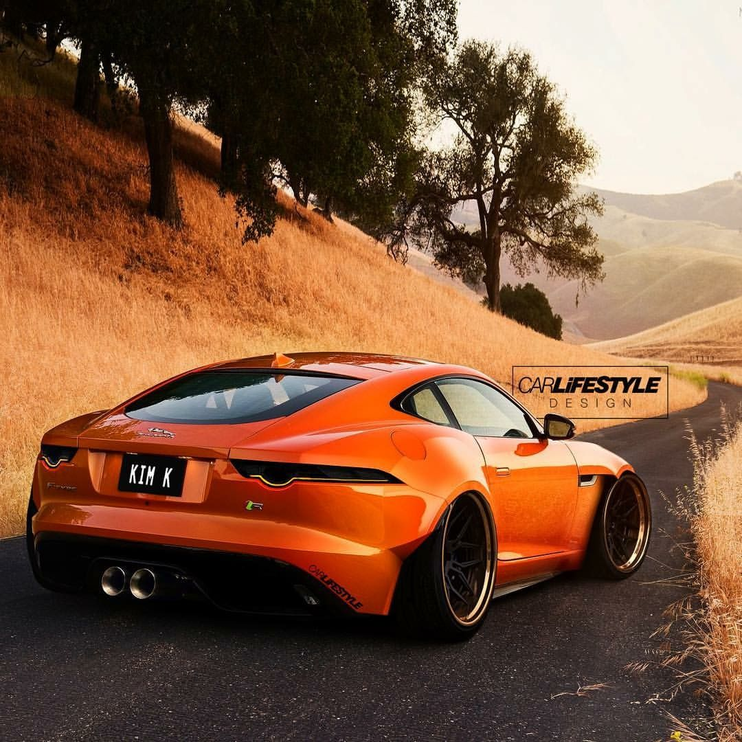 Jaguar F Type R Widebody Stance Modified Slammed Jaguar F Type Jaguar Car Jaguar