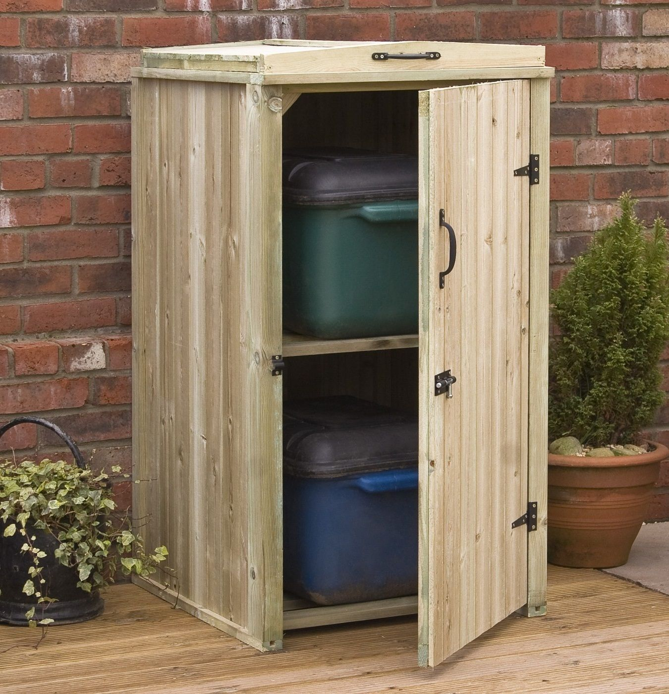 Interesting Outdoor Storage Outdoor storage