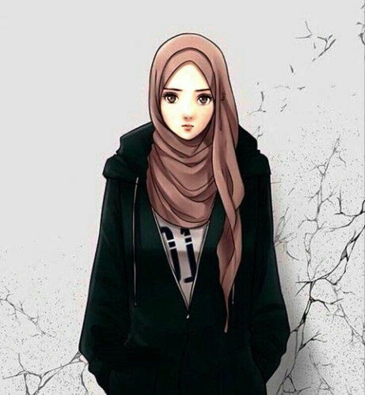 Pin By Abdalageedi Abdalageedi On Muslim Anime Girl Hijab Hijab Drawing Muslim Girls