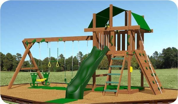 Williamsburg Swing Set Package #1