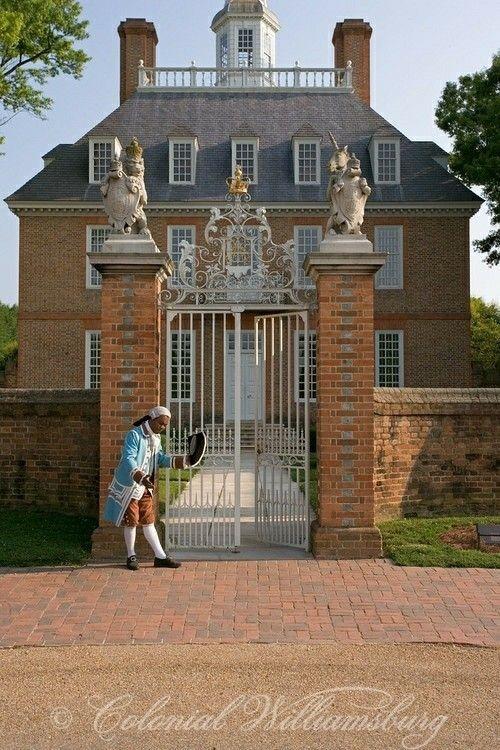 Colonial Williamsburg   The Cultural Landscape Foundation