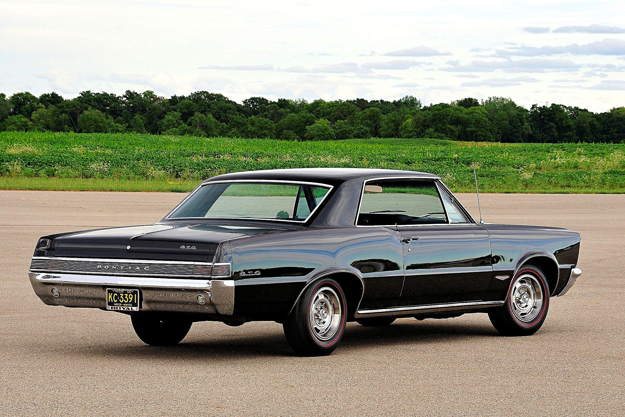 1965 gto | 5,000-Mile Unrestored 1965 Pontiac GTO Was a Dragstrip ...