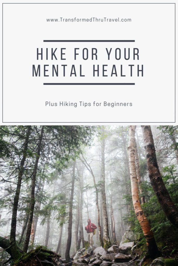 Photo of Mental Health Benefits of Hiking + Tips for Beginners